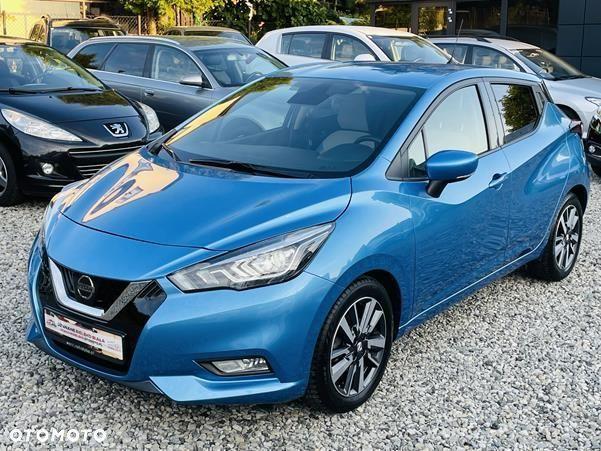 Nissan Micra !Bose Edition! Climatronic Alu i Key Navi Kamera Cofania !!FULL Led!!