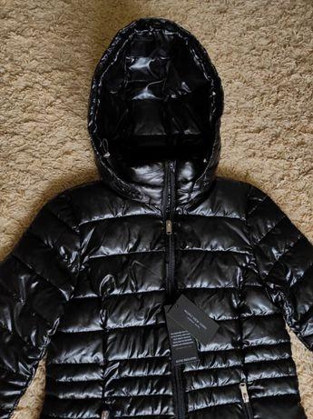 Andrew Marc пуховик куртка жіноча зимова парка пухове пальто куртка