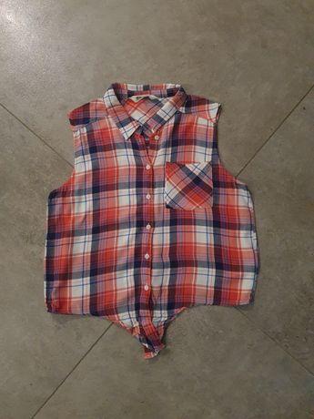 Bluzka koszulowa rozmiar 170 cm
