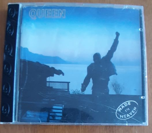 "Vendo cd the queen "" made in heaven"""