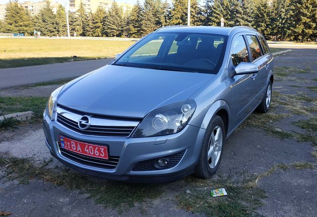 Opel Astra H COSMO 2009г. ГБО Евро4
