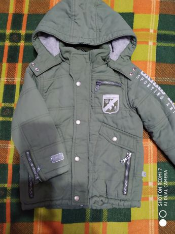 Куртка Kanz на хлопчика