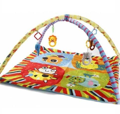 Розвиваючий коврик для немовлят