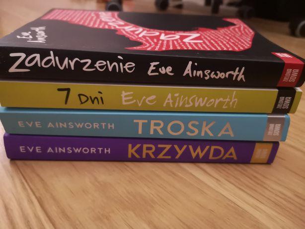 Zestaw 4 poruszających książek dla nastolatków