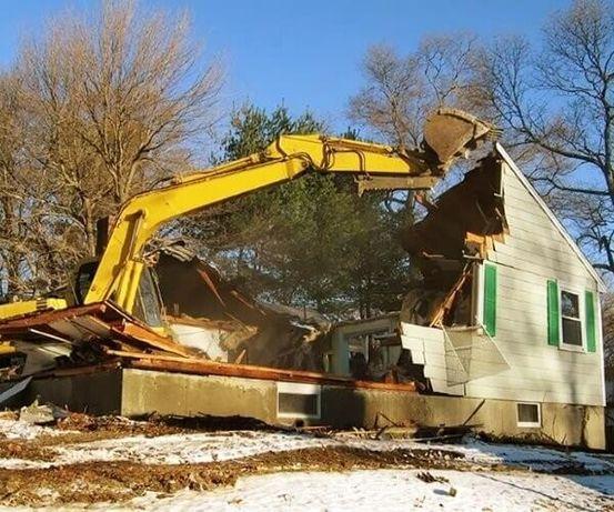 Демонтаж Земельные работы Демонтажные работы недорого вывоз мусора