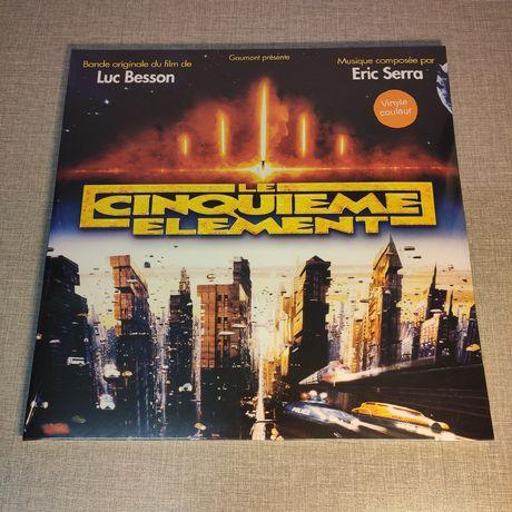 OST Eric Serra : The Fifth Element 2 LP / Пятый Элемент / Винил / VL