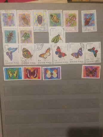 Почтовые марки всего мира