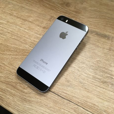 iPhone 5S 16Gb Space Gray Neverlock Магазин Гарантия Оригинал