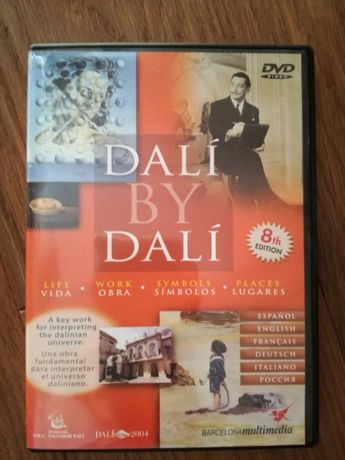 Salvador Dali by Dali Life Work Symbols Places DVD