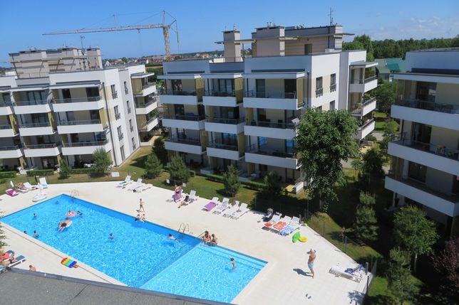 Apartament 2 pokoje Ustronie k. Kolobrzegu wakacje urlop ferie morze