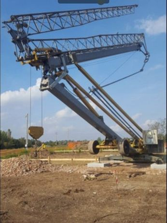 Башенный кран, баштовий кран быстромонтируемый кран