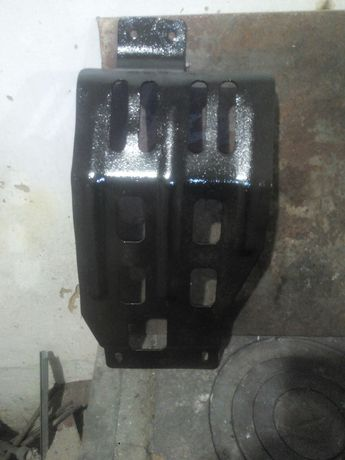 Защита двигателя ВАЗ