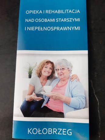 Opieka i rehabilitacja nad osobami starszymi i niepełnosprawnymi