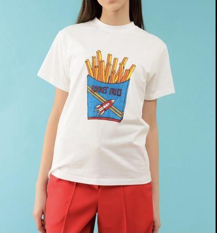 Ganni футболка