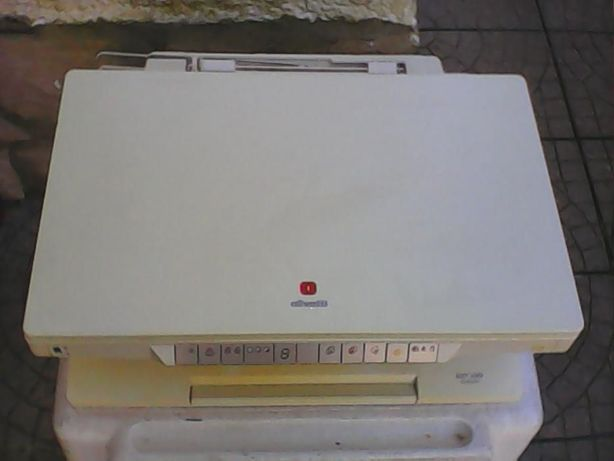 impressora multifunçoes olivetti - troco