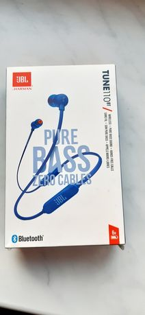 Super słuchawki bezprzewodowe JBL jak nowe, gwarancja do 26.09.2022