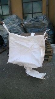 Worki typu BOG BAG BEG BAGI niskie worki 500 kg 90x90x70 cm na zboze