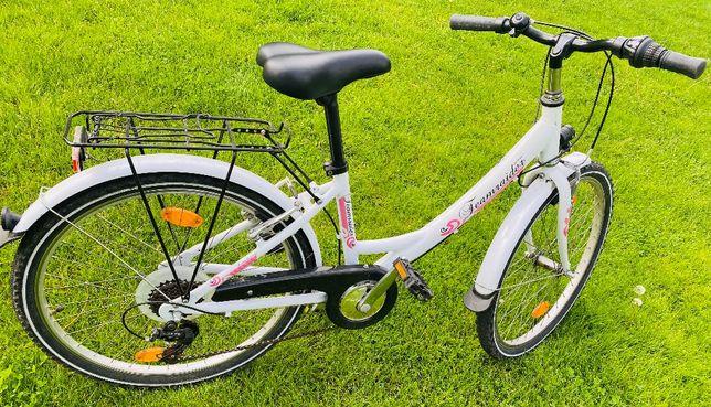 """Rower dziewczęcy Teamraider 24"""""""