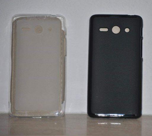 Capa silicone para Huawei y530