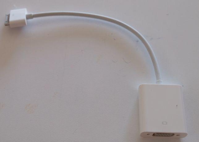 Apple Cabo Adaptador VGA para iPad 30 pinos