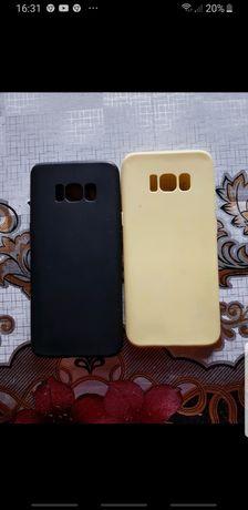 Etui Samsung s8 2 sztuki