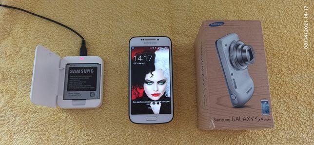 Телефон Samsung galaxy S4 Zoom Самсунг