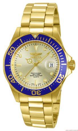 Invicta Pro Diver 14124 Kwarc zegarek Męski - 40mm
