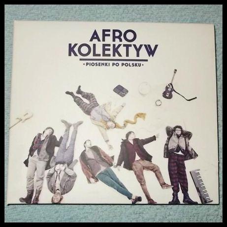 """Afro Kolektyw - CD """"Piosenki po polsku"""" - nowa"""