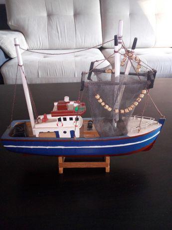 Barcos de pesca decoração