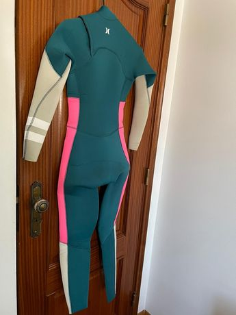 Hurley womens wetsuit 4/3mm