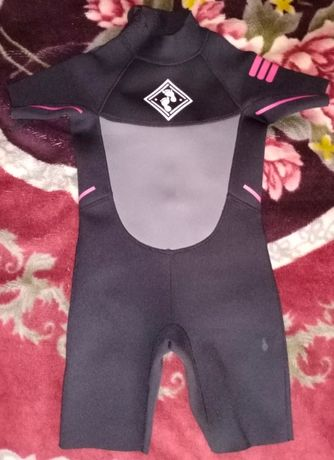 Детский гидрокостюм, 3-5лет