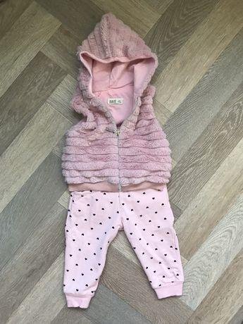 Детский костюм (жилет и штаны) турция