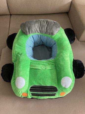 Carro almofadado para bebe