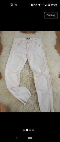 Spodnie jeansy skinny 38 Bereshka