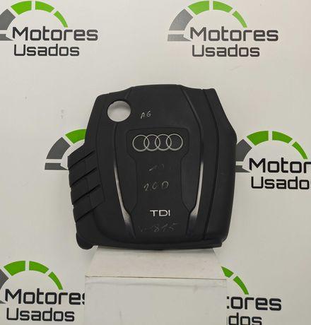 Tampa de motor Audi A4 2.0 Avant, B8, 8K 03L103_925AB