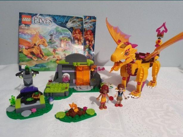 Lego,лего Elves дракон вогню