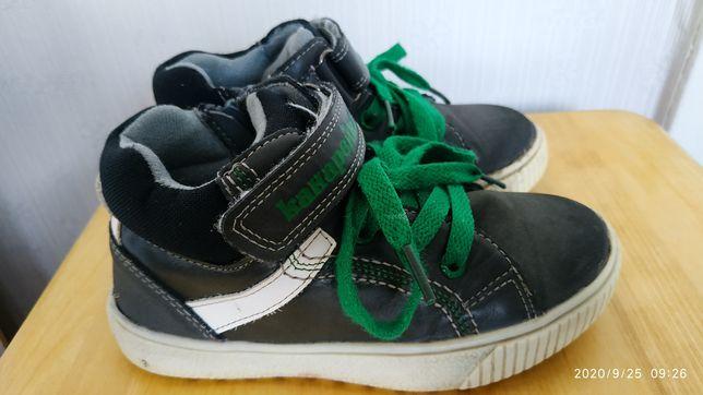 Деми ботинки, хайтопы
