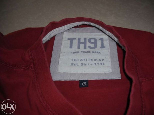 Homem - Sweatshirt Throttleman
