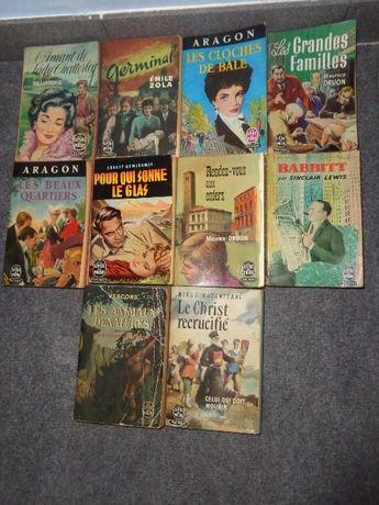 10 Livros de Histórias e Romances Franceses