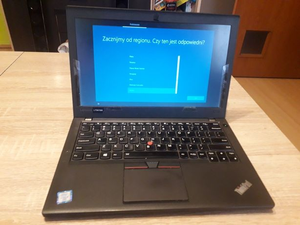 Laptop Lenovo x260 12.5'