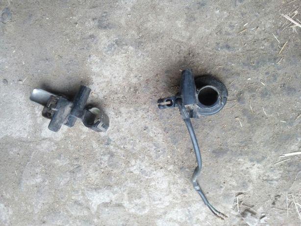 Держатель крепление на руль зеркала или тросика газа Honda Dio/TACT