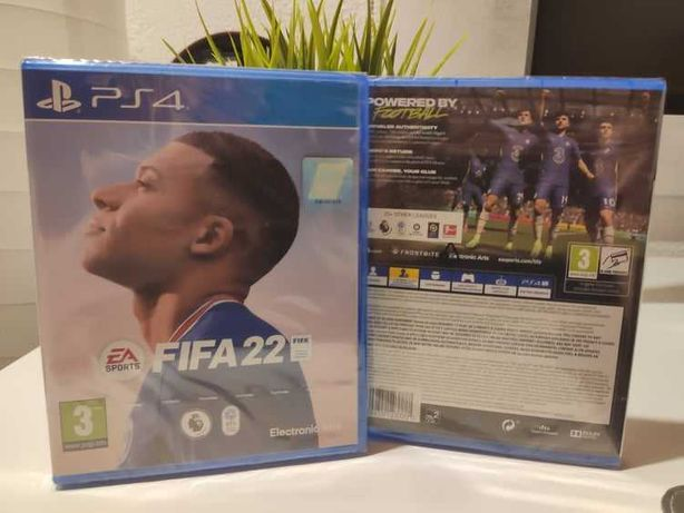 FIFA 22 Ultimate Edition - Playstation 4 - Inc. 4600 FIFA Points