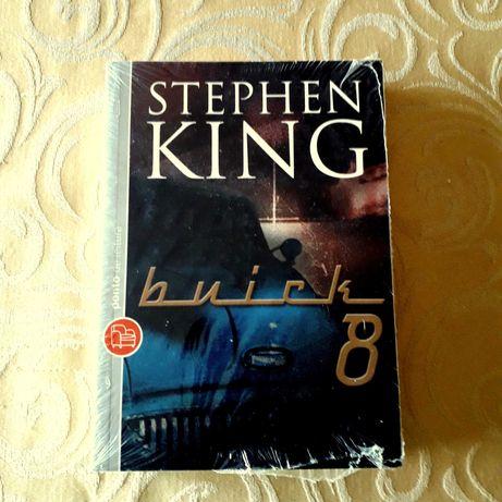 Stephen King - Buick 8 - Ed. BRASIL  -  NOVO