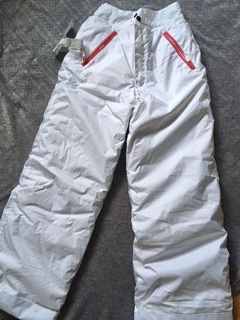 Nowe spodnie narciarskie