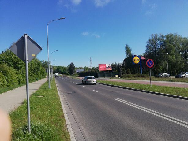 Billboard / Tablica do wynajęcia. Koszalin, ul. Bukowa