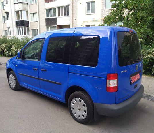 Продам Volkswagen caddy Life 1.6 mpi бензин