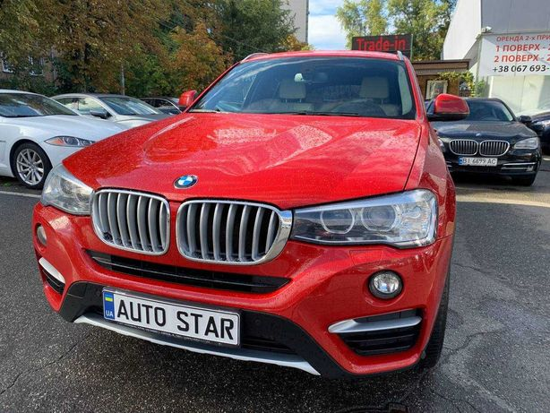 BMW X4 official 2016