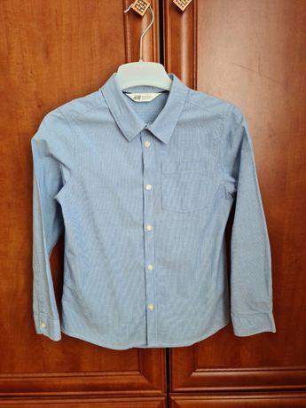 Сорочка H&M  7-8 років для хлопчика, рубашка