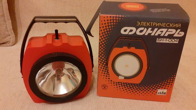 Продам фонарь БН-1-004 новый