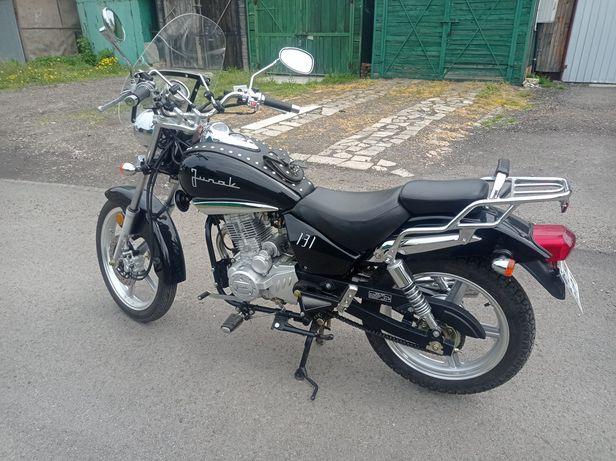 Motocykl Junak 131